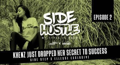 Side Hustle presented by ellesse and Side Step with Khenz