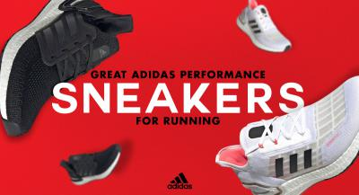 Great adidas Performance Sneakers for Running
