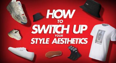 How To Switch Up Your Style Aesthetic