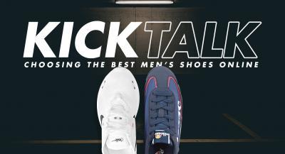 Choosing the Best Men's Shoes Online