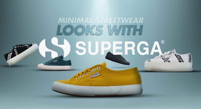 Minimal Streetwear Looks with Superga