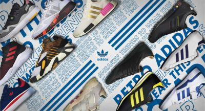 Retro adidas Sneaker Trends to Wear This Year
