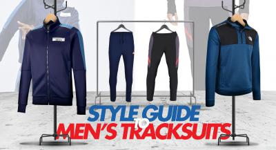 Style Guide to Men's Tracksuits