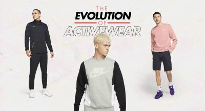 The Evolution of Activewear - Part 1 Nike