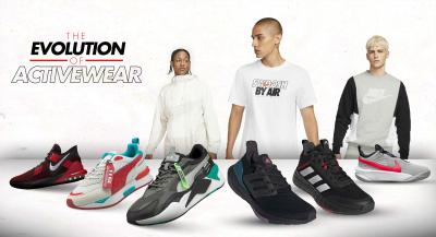 The Evolution of Activewear Series