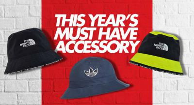 This Year's Must-Have Accessory - The Bucket Hat