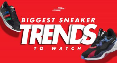 Biggest Sneaker Trends to Watch