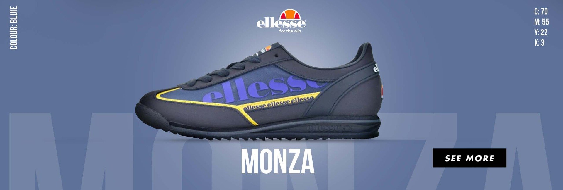 ellesse Monza 2
