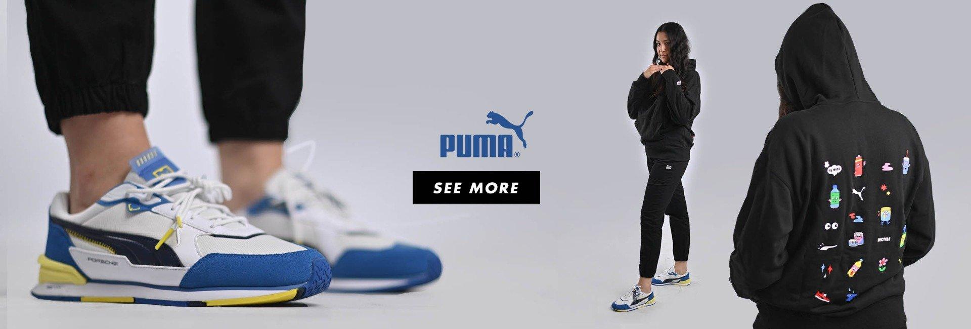 Puma Downtown Hoodie