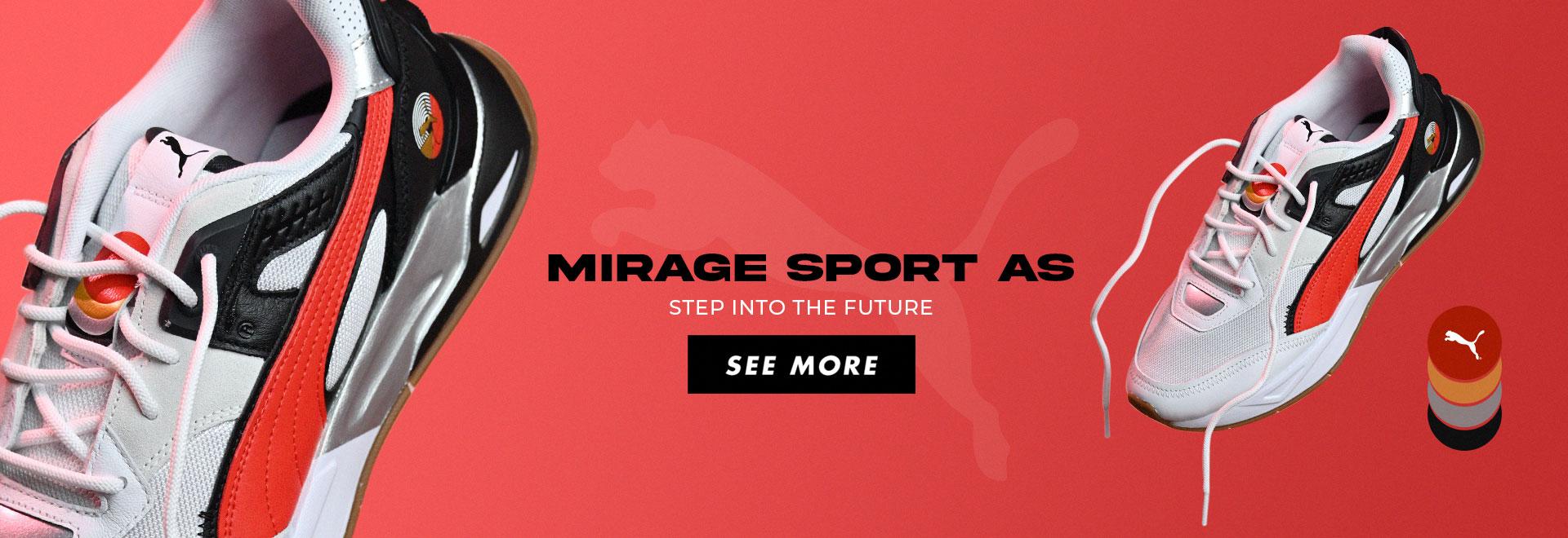 Puma Mirage